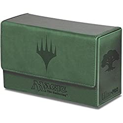 Ultra Pro Deck box mana verde 200 cartas