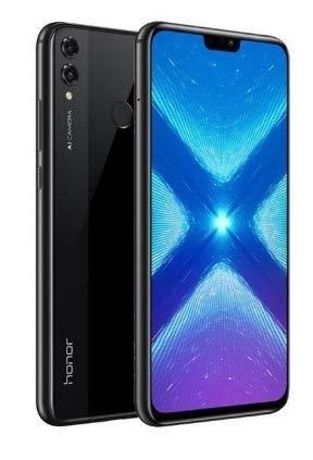 "Honor 8X 6.5 SIM Doble 4G 4GB 128GB 3750mAh Negro - Smartphone (16,5 cm (6.5""), 4 GB, 128 GB, 20 MP, Android 8.1, Negro)"