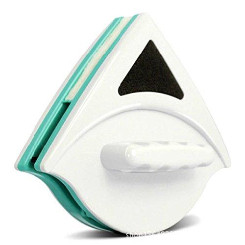 Limpiador magnético de doble lado para ventanas de HerZii, equipo de limpieza con escobillas
