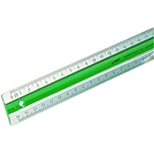 Básculas Linex 100202515 S20MM Serie Super Ruler 20CM Acrílico MM: 10-0-10