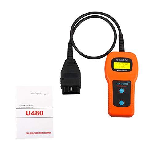 Drf8090w-eop U480 Obd2 Puede Bus Lector código Motor