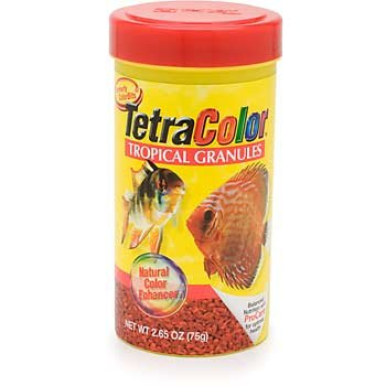 TetraColor Tropical Granules