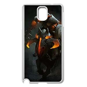 Elephant Chaos Knight Samsung Galaxy Note 3 Cell Phone Case White Fantistics Gift SJV_969854