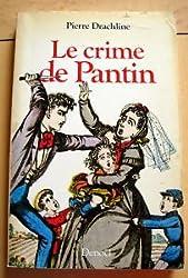 Le crime de Pantin
