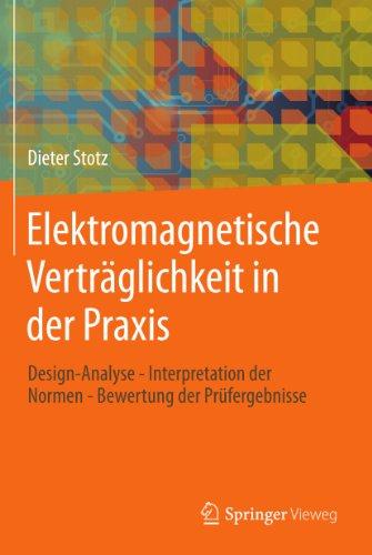 Elektromagnetische Verträglichkeit in der Praxis: Design-Analyse - Interpretation der Normen - Bewertung der Prüfergebnisse General Electric Mikrowelle