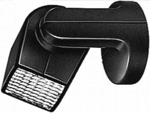 Preisvergleich Produktbild HELLA 2AB 004 532-102 Leseleuchte für Anbau, 12 V, Lichtscheibe weiß, Blende schwarz
