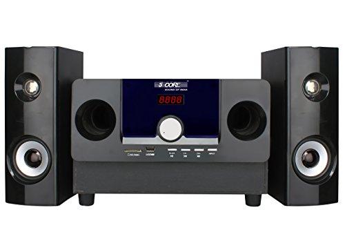 5 Core Multimedia Speaker 21-09 For Computer