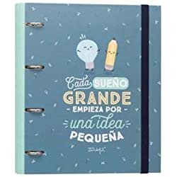 Mr Wonderful - Carpeta anillas