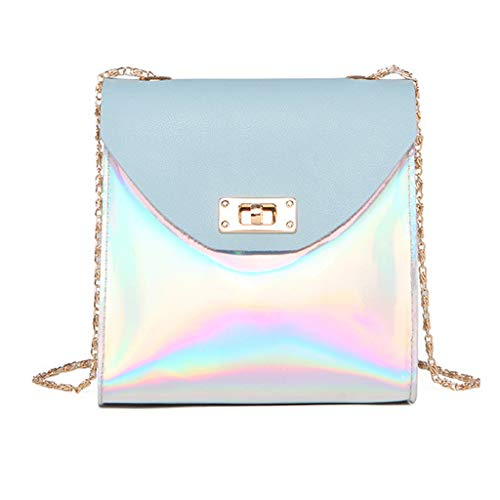 SicongHT Damen Mädchen Stilvolle Schultertasche Münzbörse Kleine Kreative Messenger Bag Handy Pack - Gehen Tote Bag