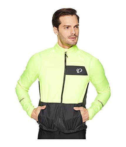 Mens Convertible Jacket (PEARL IZUMI Elite Escape Convertible Jacket Men Screaming Yellow/Black Größe XXL 2018 Wasserdichte Jacke)