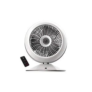 Rowenta HQ7111 Air Force Hot & Cool Calefactor y ventilador, flujo de aire silencioso, modo automático, hasta 45 m²…