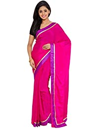 The Chennai Silks - Crepe Silk Saree