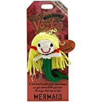 Watchover Voodoo Mermaid Good Luck Doll by