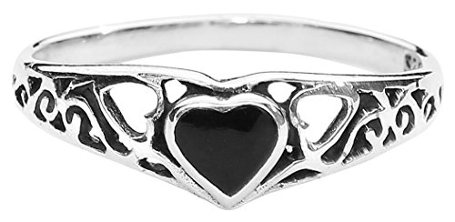 Fine Heart Ring Anello standard S