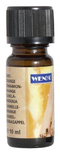 Preisvergleich Produktbild WENKO 52616100 Duftöl für Luftbefeuchter Zimt / Orange - 2er Pack,  ätherisches Duftöl pflanzlichen Ursprungs,  je 10 ml,  Fassungsvermögen 0.01 L,  Chemie