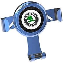 Car phone holder (Cambio) Soporte de teléfono móvil de gravedad especial para coche Skoda