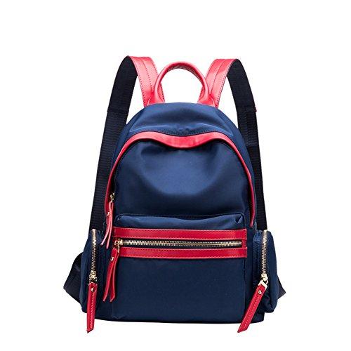 Nylon female rucksack, pers?nlichkeit wild bag-B B