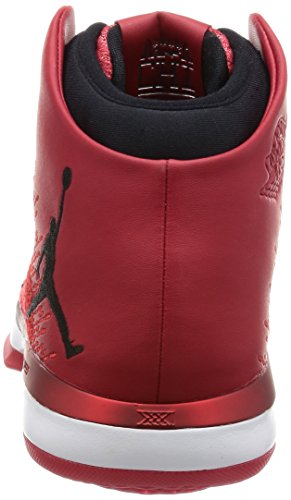 Nike 845037-600, Scarpe da Basket Uomo Rosso