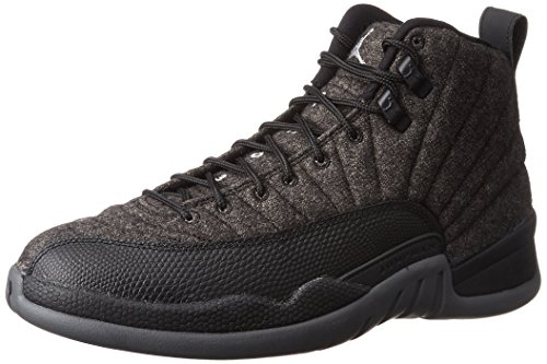 Nike 852627-003, espadrilles de basket-ball homme Gris