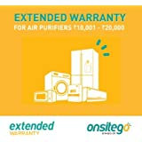 ONSITEGO 1 Year Extend Warranty for Air Purifiers