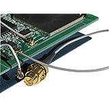 Lindy Adaptateur pour antenne WiFi RP-SMA / Mini HF BNC 0.5m