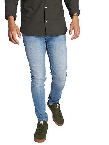 JACK & JONES Herren Slim Jeans JJIGLENN JJORIGINAL NZ 003 NOOS, Blau Blue Denim, W30/L32