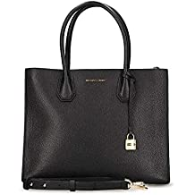 Michael Kors Mercer, Bolso Totes para Mujer, 12.7x21.6x23.2 Centimeters