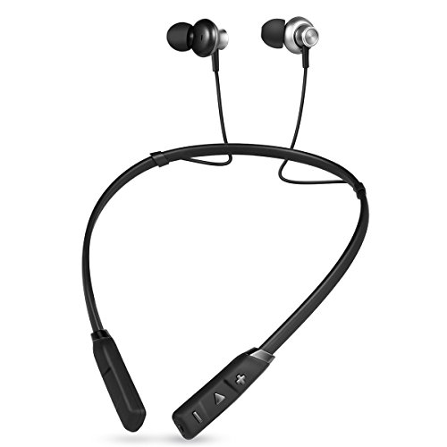 Bluetooth Kopfhörer Nackenbügel in Ear Drahtlose Ohrhörer IPX5 Wasserdichten