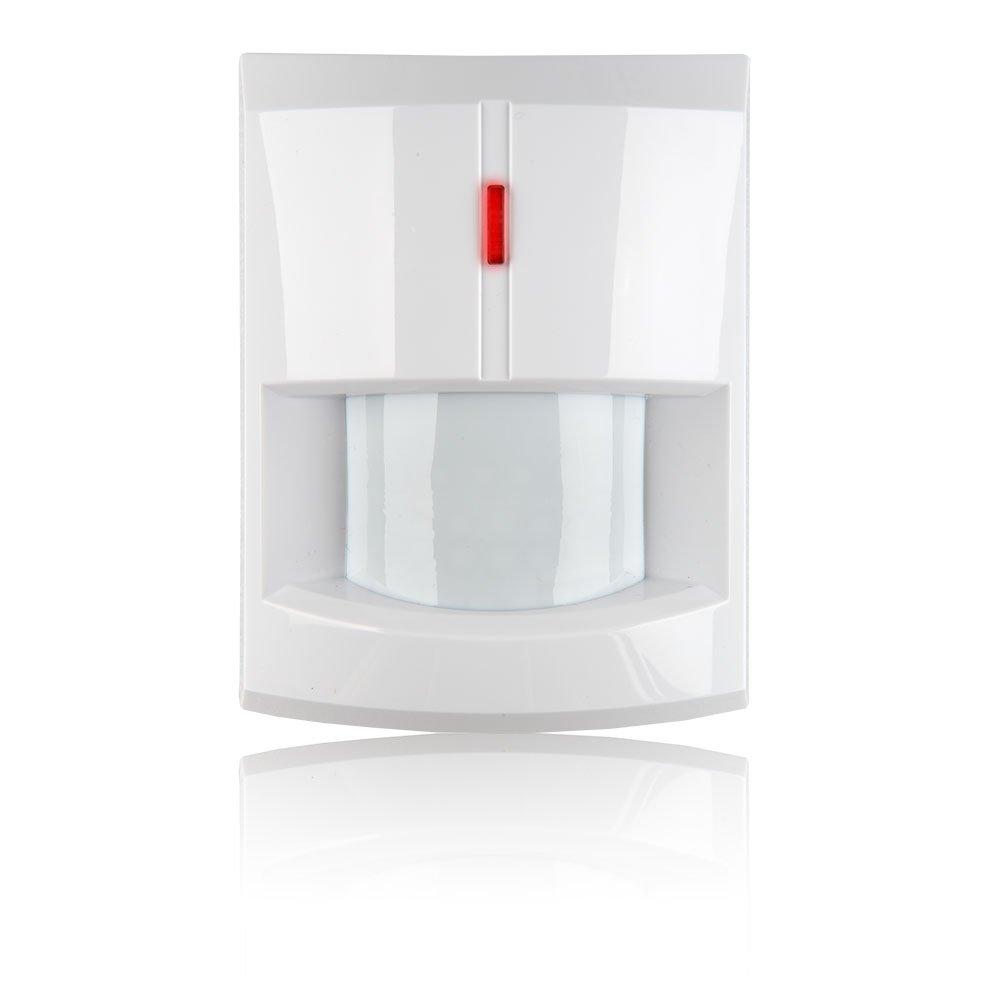 Blaupunkt-Funk-Alarmanlage-SA-2650-I-Erweiterbares-Einstiegspaket-I-Einbruchmeldeanlage-I-Alarmanlage-fr-Wohnung-Haus-I-Steuerung-per-App-I-TrFensterkontakt-Bewegungsmelder-Keypad-I-Wei