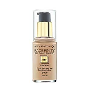 Max Factor All Day Flawless 3-in-1 Foundation - Beige