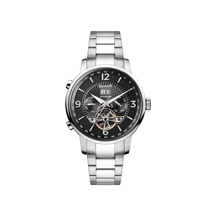 Ingersoll The Grafton Gents Automatic Watch I00704 with a Stainless Steel case and Stainless Steel Bracelet