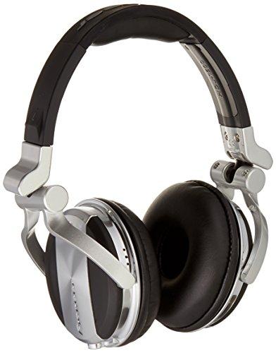 Pioneer hdj-1500-s cuffie professionali per dj headphones + custodia per trasporto/contenimento