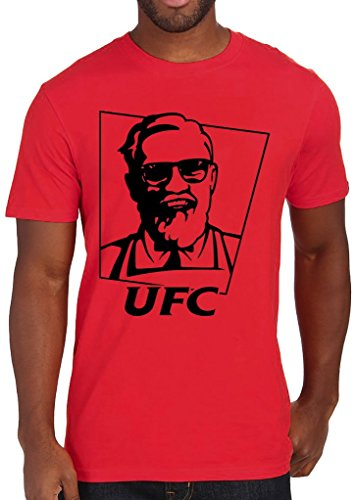 conor-mcgregor-ufc-kfc-parody-funny-mens-t-shirt-medium