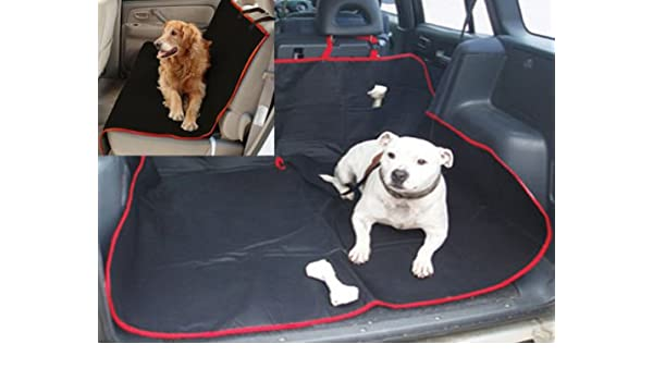 Mini Countryman 2010 On Heavy Duty Rear Pet Seat Cover Hammock
