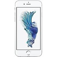 "Apple iPhone 6s Single SIM 4G 16GB Silver - smartphones (11.9 cm (4.7""), 1334 x 750 pixels, Flat, IPS, 1400:1, Multi-touch)"