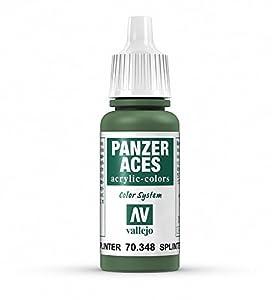 Panzer Aces 17ml - Splinter Strips - VAL348