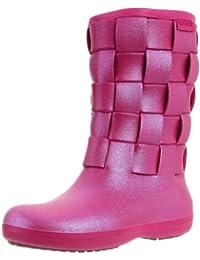 Crocs - - Mujeres SuperMolded Iri Weave Boot W Zapatos