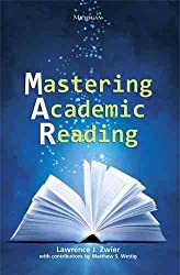 [(Mastering Academic Reading)] [By (author) Lawrence J Zwier ] published on (January, 2010)