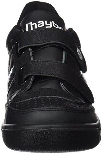 Jhayber - Sneaker Alla Moda Uomo da Uomo Nero(Negro)