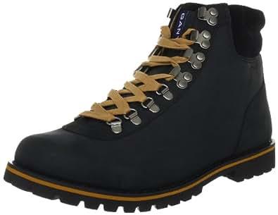 GANT HAZARD LEATHER SUEDE 45.38051B001, Herren Boots, Schwarz (black), EU 40
