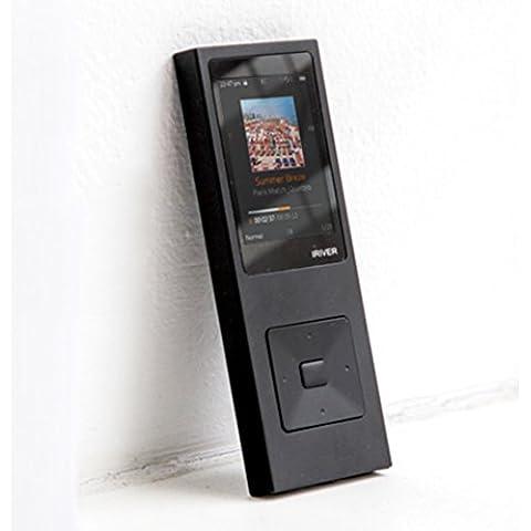 iriver 24bit HIFI Lettore MP3E700Nero 8G–Lettore MP3che può giocare 24bit/192khz FLAC file