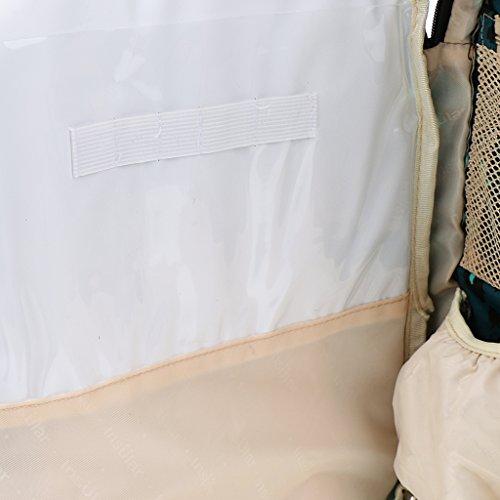 Gazechimp Wasserdichte Mummy bag Windeltasche Rucksack 6 Farben Grün