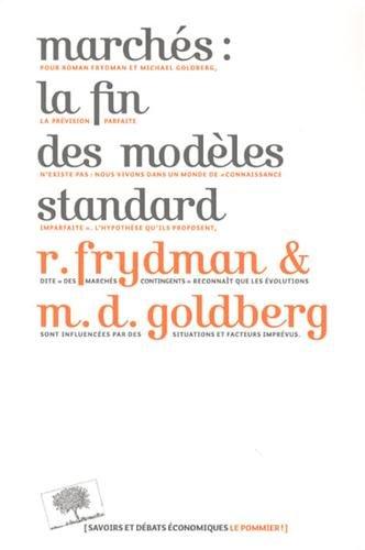 Marchés : la fin des modèles standard