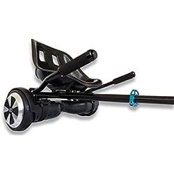 Hoverkart PRO silla patinete eléctrico . El único del mercado resistente para niños y adultos, convierte tu hover en un kart