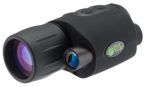 Imagen de Monocular de Visión Nocturna Luna Optics por menos de 350 euros.