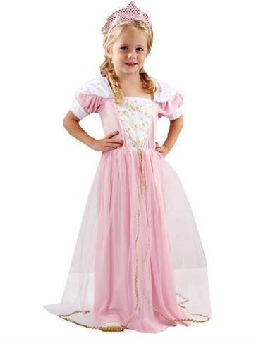 Princess–Kleinkinder Kostüm