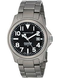 Momentum Herren-Armbanduhr XL ATLAS Analog Quarz Titan 1M-SP00B0