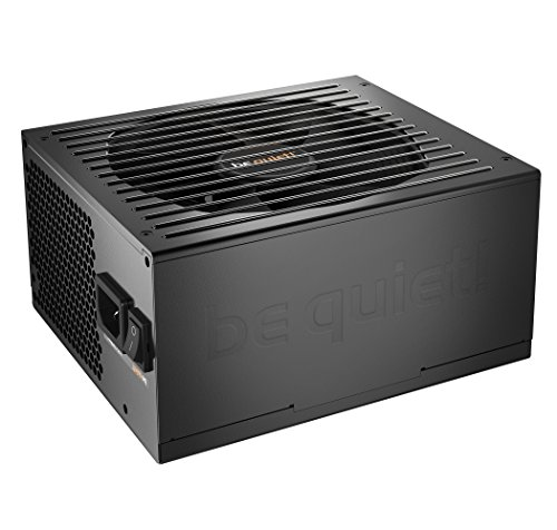 be quiet! STRAIGHT POWER 11 PC Netzteil ATX 650W mit Kabelmanagement 80plus Gold BN282 schwarz