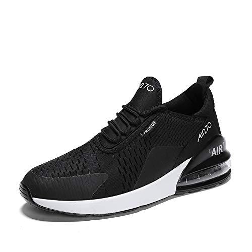 YAYADI Sneakers Mens Sport Im Freien Bequem Atmungsaktiv Männer Sneakers 270 Frauen Jogging Schuhe, 39