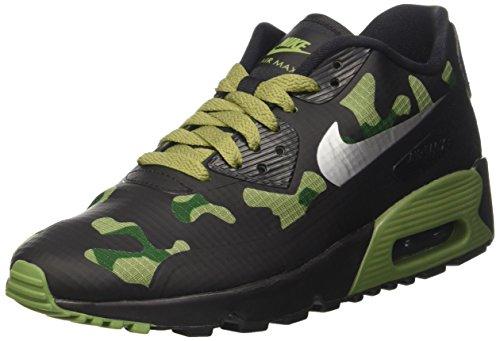 newest 6d15f 52187 Nike Air Max 90 NS Se GS, Sneakers Basses Mixte Enfant, Noir (Black